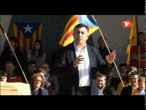 Joan Puigcercós crida a la va...