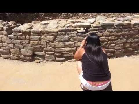 Aztec ruins amazing