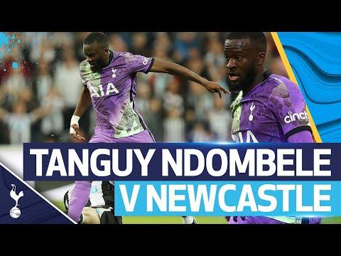 🔥 Ndombele's Midfield Masterclass! ✨ Tanguy doing Tanguy things v Newcastle