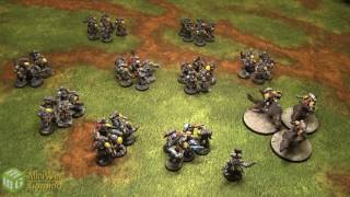 The Basic Blackmanes Formation - Start Collecting! Space Wolves Ep 3