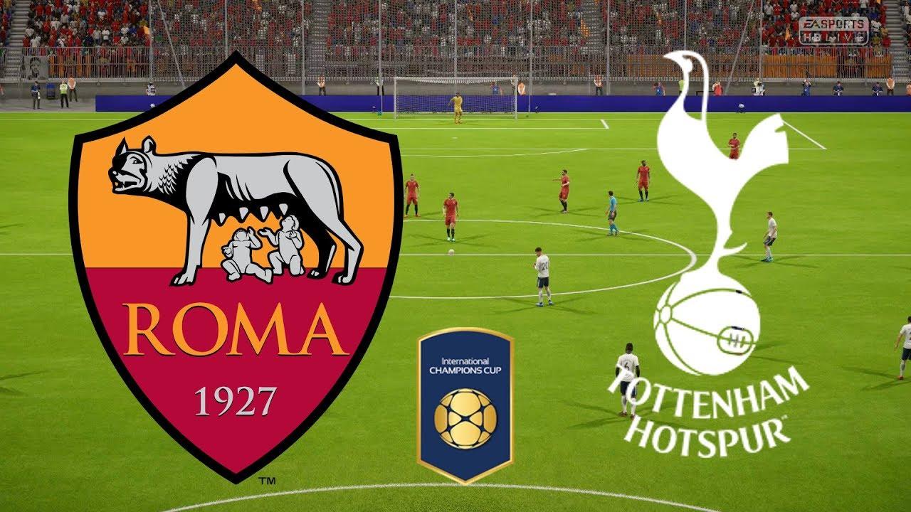 Roma Vs Tottenham