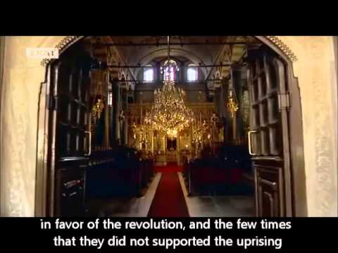 "The documentary that shocked Greece - SKAI ""1821"""