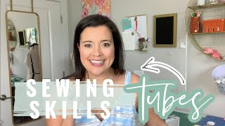 How to Sew Straps, Belts, Ties, & Sashes  |  Sewing Skills Series  |  Part Five