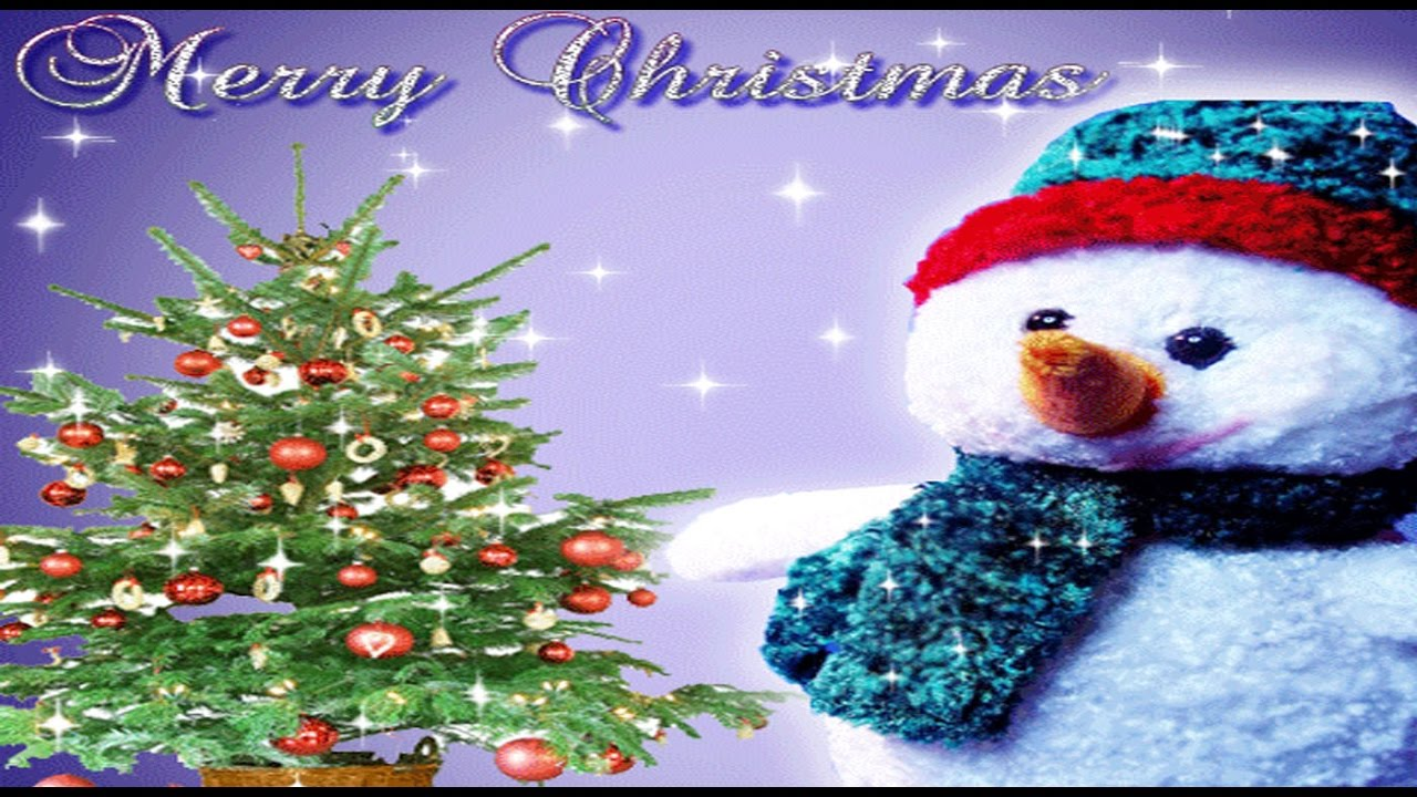 merry christmas happy new year 2017 wishes in advance greetings whatsapp video animated e card youtube