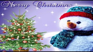 Merry Christmas & Happy New year 2017 wishes in advance greetings Whatsapp Animated E card
