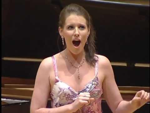 Naomi O' Connell, Mezzo-soprano (Rossini)