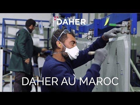 Daher au Maroc