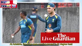 Australia v India: third one-day international – live!