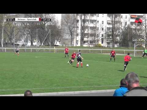 Partie: SG Dresden Striesen - Dresdner SC 1898