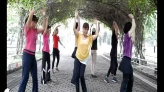 vuclip Rindu - Line Dance ( Roosamekto & Ayu Permana )