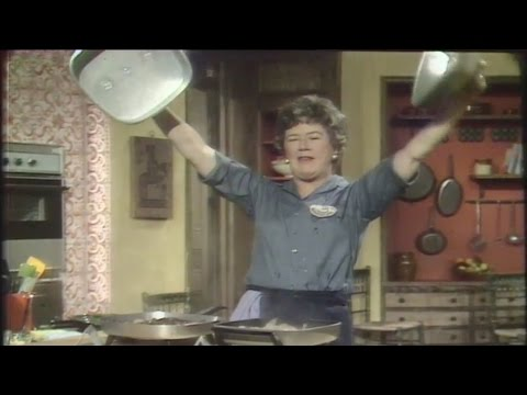 Julia Child - Favorite Moments from The French Chef