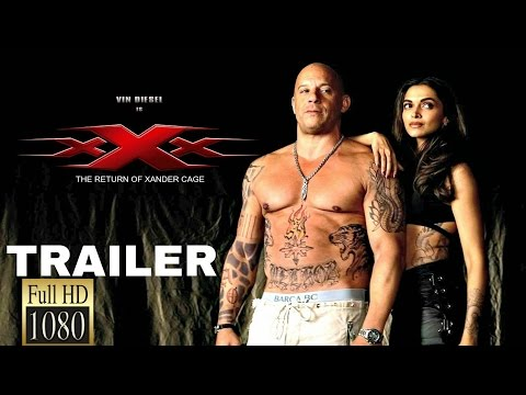 xXx  Return Of Xander Cage(2017) English Movie Official Trailer in full hd thumbnail