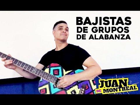 Bajistas de Grupo de Alabanza #2