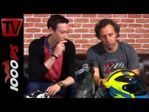 1000PS News - Motorradbekleidung und Zubehör Insidertipps, Folge 3