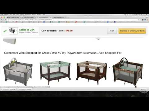 How to Drop Ship Sell on ebay Using Amazon as a Supplier