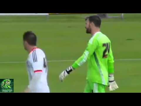 Haris Seferovic Goal | Fulham 0 - 1 Eintracht Frankfurt | Friendly Match 2015 HD