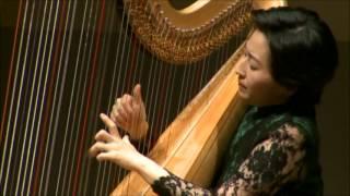 Naoko Yoshino _ Fauré _ Une châtelaine en sa tour... _ harp