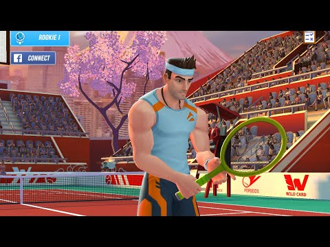 TENNIS CLASH 3D ONLINE SPORTS GAME - Gameplay Walkthrough Pa