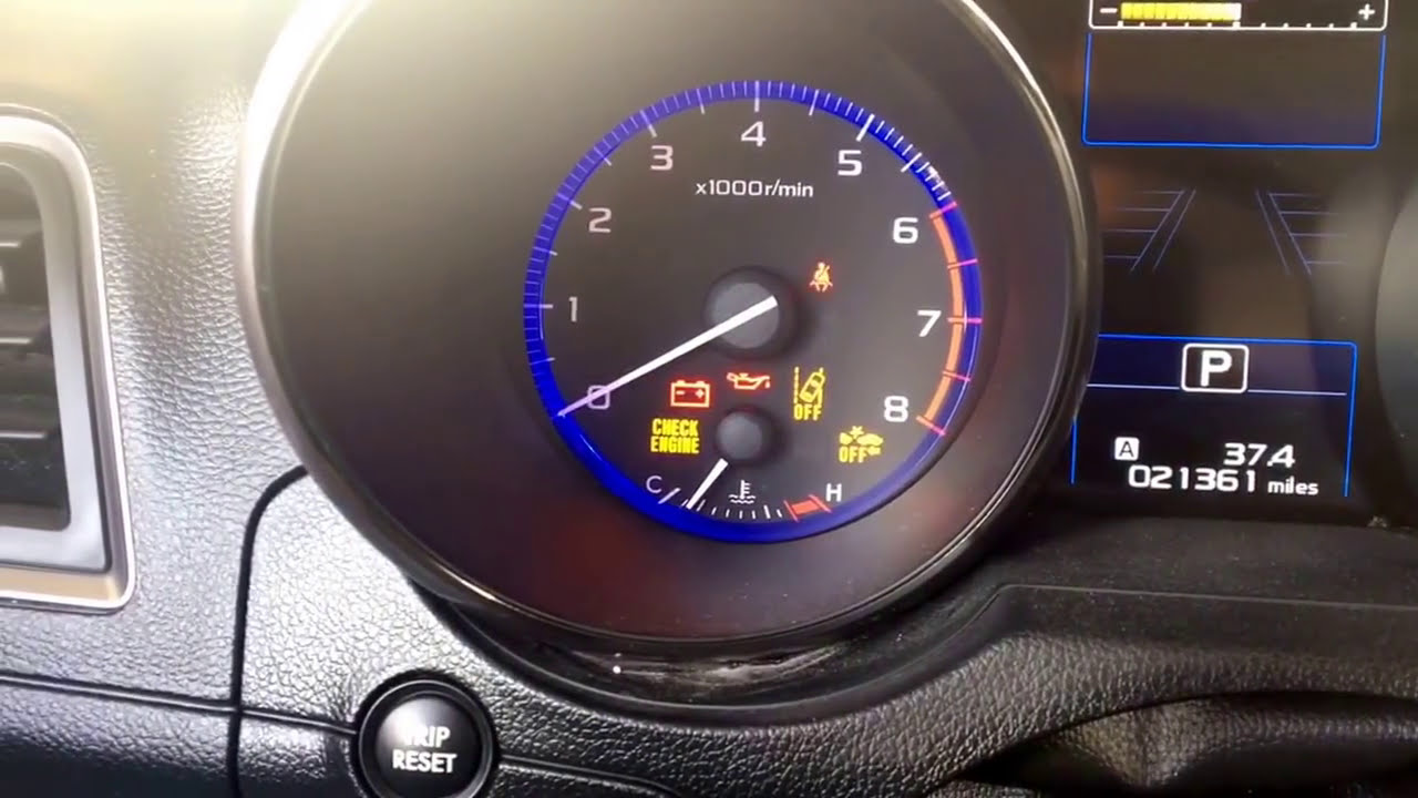 Subaru Check Engine Light Blinking And Fans Cycle On And Off No Engine  Codes   Vehix411 03:01 HD