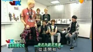 [Vietsub-S2] JK show SHINee P3 [ HB to Minho - 9/12/2011]