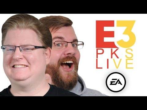 Electronic Arts Press Conference E3 2018 LIVE mit Piet & Chris