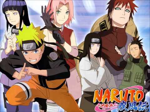 Naruto Shippuden opening4 full