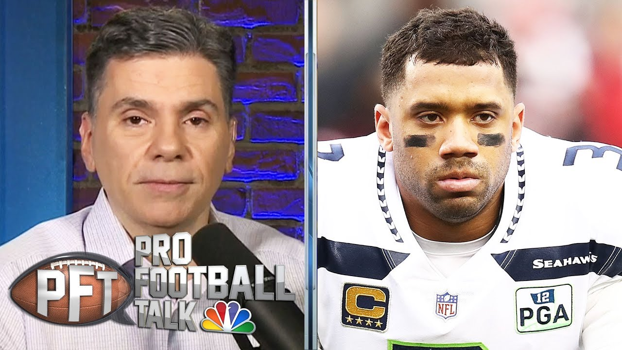 Will Seahawks sign Russell Wilson to unconventional deal? | PFT Overtime | NBC Sports