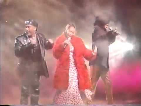 Babyface with LL Cool J and Shalamar(This Is For The Lover In You) 1996