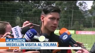 Tolima vs Medellin: un cupo por la final en la Liga Águila 2018 II