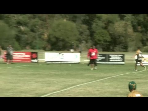 2017 RuLA U14 Rugby League Vs Queensland Cook Islands U14