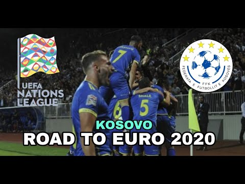 UEFA NATIONS LEAGUE HIGHLIGHTS KOSOVO🇽🇰 Group D - ROAD TO EURO 2020!