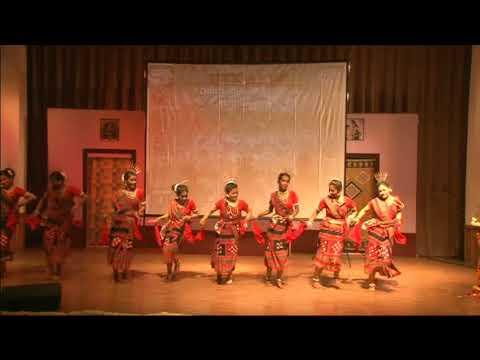 Rasarkali Sambalpuri dance (ରସରକଲି ସମ୍ବଲପୁରୀ ନାଚ ) by SriRam J J Slum girls