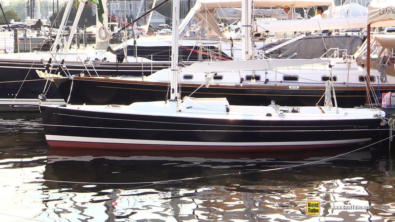 2015 Tartan Fantaie Sail Boat - Walkaround - 2015 Annapolis Sail Boat Show