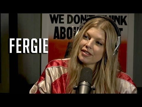 Fergie talks Iggy Azalea + peeing on stage!