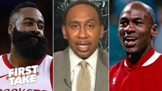 MJ would have destroyed ALL competition if he played in today's NBA - Stephen A. | First Take