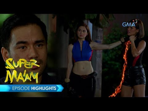 Super Ma'am: Super Ma'am is back with a vengeance