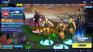 Essais du Clan Fortnite Live Stream aujourd'hui Duos,Squad,Free 4 All Creative,1v1 NC Clan Tryout 2k Grind