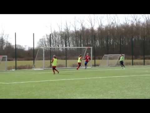Hvidovre IF U14 Drenge 2 - BSF U15 Elite Piger 1-6