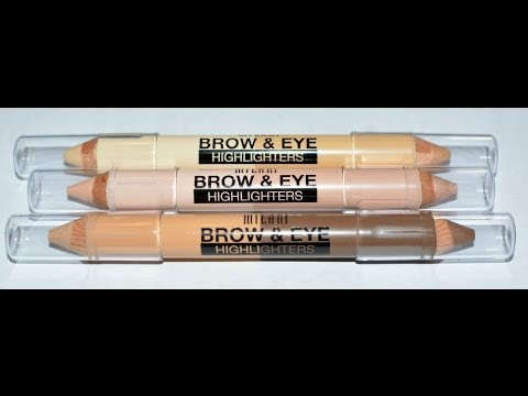Brow Shaping Clear Wax Pencil by Milani #5