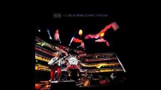 Download lagu Muse - Kinghts of Cydonia - Live at Rome Olympic Stadium