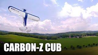 Flite Test - Carbon-Z Cub (by E-flite)