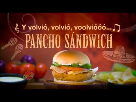 Panche Per Fast Food.Pancho Sandwich Youtube