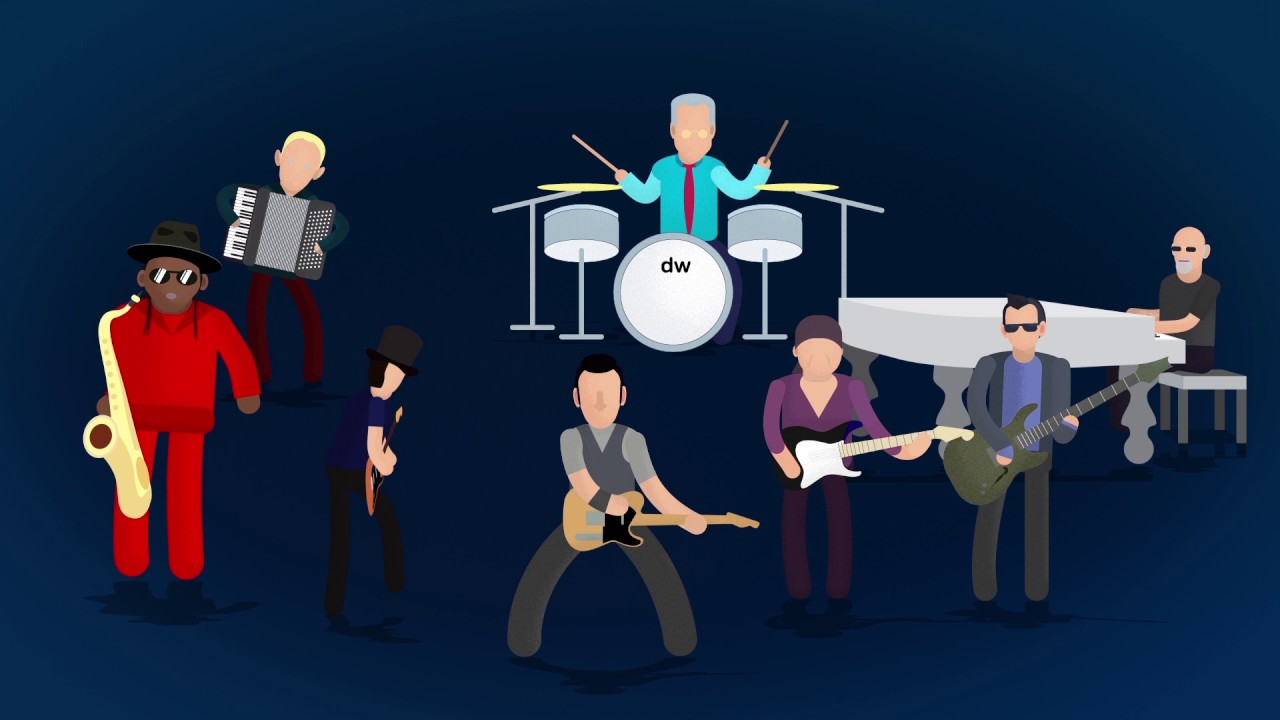 Download Ain't good enough for you - Bruce Springsteen And The E Street Band animation