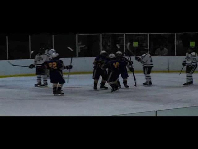 Acton Boxborough Varsity Boys Hockey vs Billerica 1/15/14