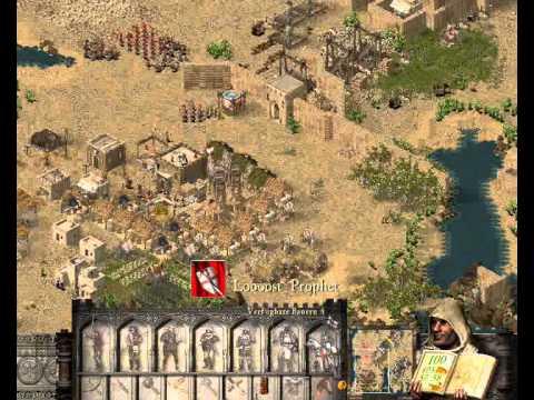 Stronghold Crusader Kreuzzugsmarsch Mission 21 Der Wüstenwind