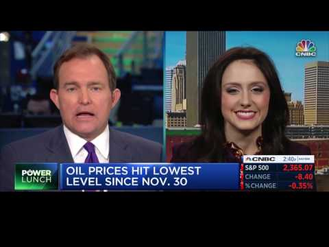 Warwick Energy CEO Kate Richard Talks the Biggest Risk to Oil in 2017