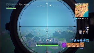 Sick snipes in playground