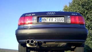 Audi 80 B4 V6 2.8E FOX Komplettanlage ab Kat(, 2011-10-15T17:18:13.000Z)
