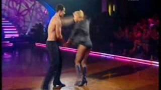 Paul Licuria on DWTS - Finale (Freestyle)