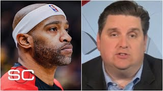 Brian Windhorst reminisces on Vince Carter's legacy | SportsCenter